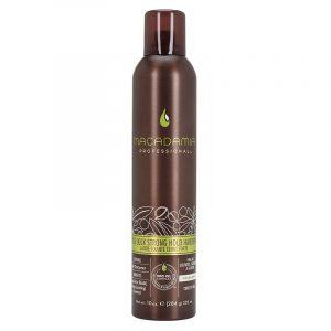 MACADAMIA STYLE LOCK STRONG HOLD HAIRSPRAY – Erős tartást biztosító fixáló hajspray