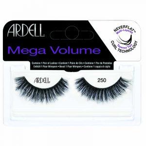 ARDELL MEGA VOLUME 250 – Fekete műszempilla