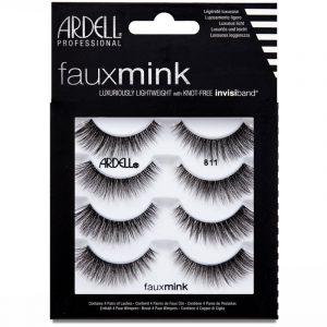 FAUX MINK – 811 Fekete Műszempilla Csomag