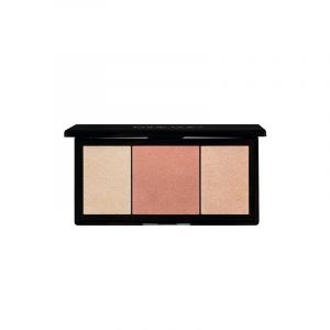 ERRE DUE BLUSH AND GLOW PALETTE – Pirosító és highlighter paletta