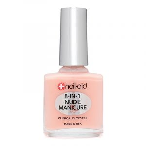 NAIL-AID 8-IN-1 NUDE MANICURE – 8-az-1-ben Manikűr