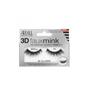 3D FAUX MINK – 852 Fekete Műszempilla