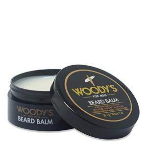 WOODY'S BEARD BALM – Szakállbalzsam
