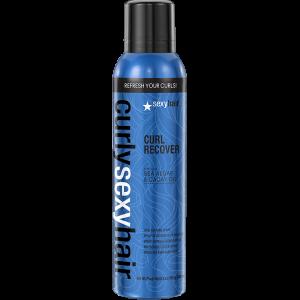 CURL RECOVER – Élénkítő Spray Göndör Hajra