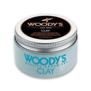 WOODY'S CLAY – Agyagos pomádé