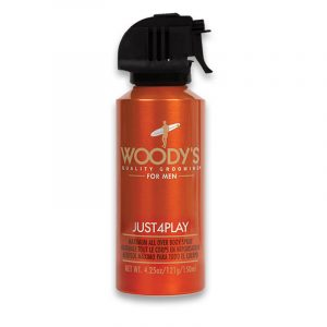WOODY'S JUST4PLAY BODY SPRAY – Dezodor