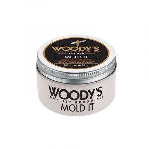WOODY'S MOLD IT – Hajformázó Paszta