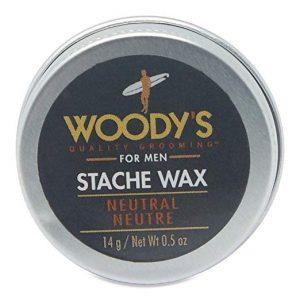 WOODY'S STACHE WAX – Bajuszwax