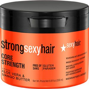 STRONG SEXY HAIR CORE STRENGTH – Regeneráló pakolás