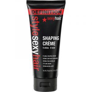 STYLE SEXY HAIR SHAPING CRÈME – Rugalmas fényes formázó krém