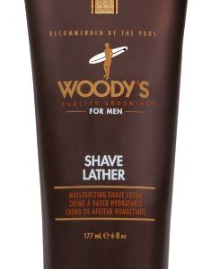 WOODY'S SHAVE LATHER – Borotvakrém