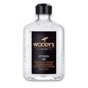 WOODY'S STYLING GEL – Hajzselé