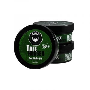 GIBS TREE HUGGER – Szakáll balzsam VEGÁN termék