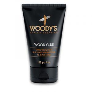 WOODY'S WOOD GLUE – Extra erős hajzselé