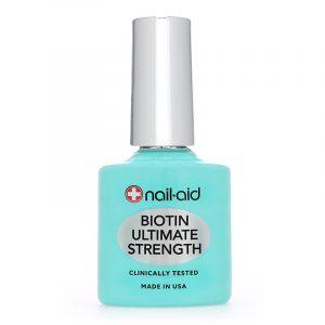 NAIL-AID BIOTIN ULTIMATE STRENGHT – Biotinos körömerősítő