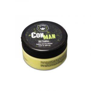 GIBS CON MAN – Haj és szakáll puding