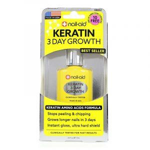 KERATIN 3 DAY GROWTH – Keratinos 3 Napos Körömnövesztő