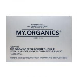 MY.ORGANICS ORGANIC SEBUM CONTROL ELIXIR – Zsírosodás elleni kezelés