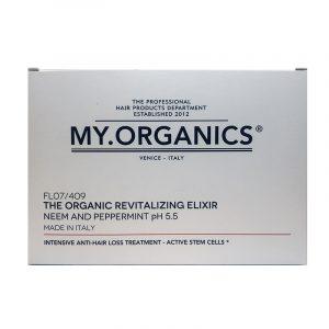 MY.ORGANICS THE ORGANIC REVITALIZING ELIXIR- Hajhullás elleni kezelés – VEGÁN termék