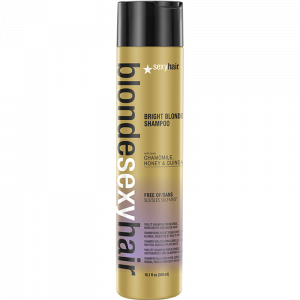 BRIGHT BLONDE SHAMPOO – Hamvasító Sampon