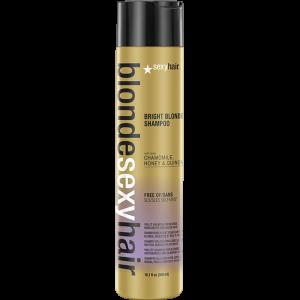 BLONDE SEXY HAIR BRIGHT BLONDE SHAMPOO – Hamvasító Sampon