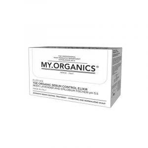 MY.ORGANICS The Organic Skin Scalp Purified BOX / Organikus fejbőrtisztító enzim