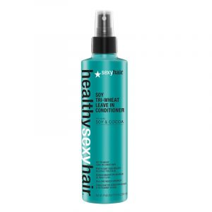 HEALTHY SOY SEXY HAIR SOY TRI-WHEAT LEAVE IN CONDITIONER – Szójás kondícionáló permet