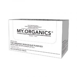 MY.ORGANICS THE ORGANIC SKIN SCALP PURIFIED BOX – Organikus fejbőrtisztító enzim