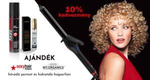 Tools Sexy Hair hajformázó termékek minden hajtípushoz, minden stílushoz