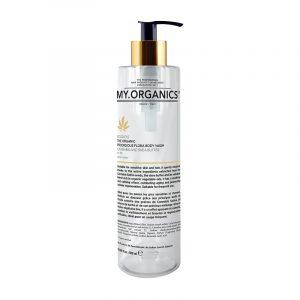 MY.ORGANICS PRODIGIOUS BODY WASH – Növényi tusfürdő – VEGÁN termék