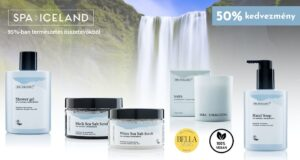 Élvezd otthonodban az izlandi luxus spa érzését a SPA OF ISLAND termékeivel