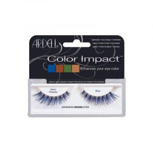 ARDELL COLOR IMPACT LASH DEMI WISPIES BLUE