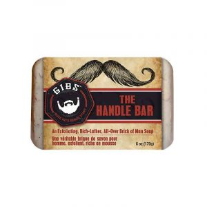 GIBS THE HANDLE BAR SOAP – Mosakodó szappan